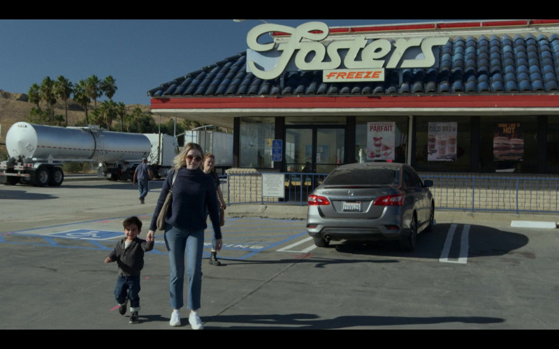 Fosters Freeze Fast Food Restaurant in Mayans M.C. S03E03 Overreaching Don't Pay (2021)