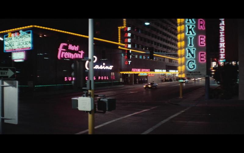 Fremont Hotel & Casino, Las Vegas in Diamonds Are Forever (1971)