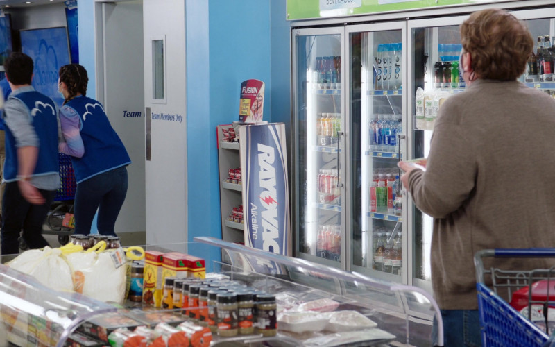 Fusion Rayovac, Core Hydration, Smartwater in Superstore S06E12 Customer Satisfaction (2021)