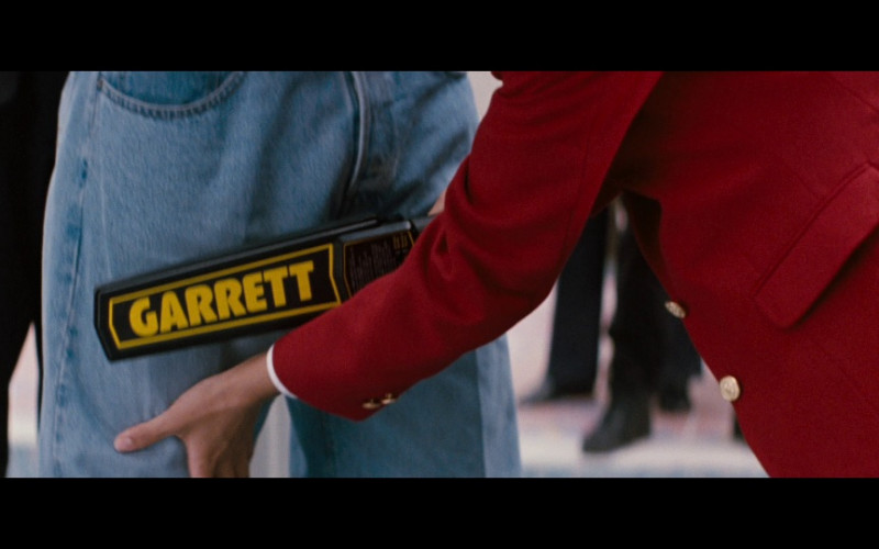 Garrett metal scanner in Passenger 57 (1992)