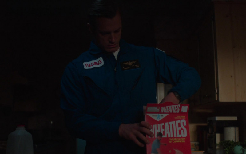 General Mills Wheaties Cereals in For All Mankind S02E04 Pathfinder (2021)