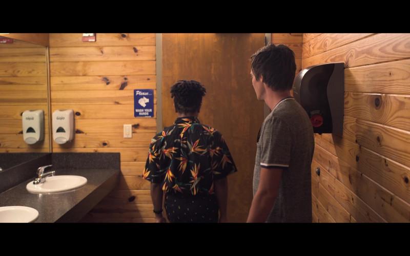 Gojo Soap Dispenser in A Week Away (2021)
