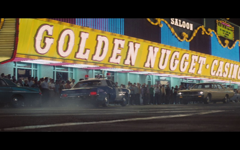 Golden Nugget Las Vegas Hotel and Casino in Diamonds Are Forever (1971)
