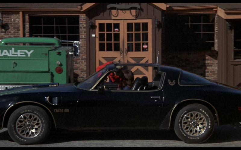 Goodyear Tires in Smokey and the Bandit (1977)