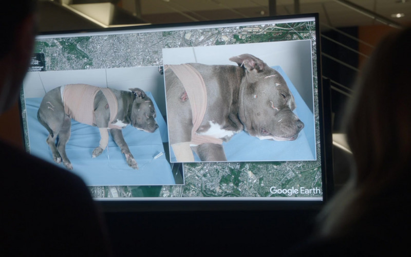 Google Earth Software in NCIS S18E10 (1)