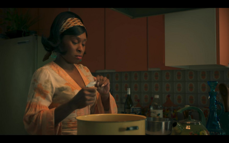Goya and Heinz in Genius Aretha S03E05 Young, Gifted and Black (2021)