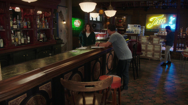 Great Raft Brewing Sign in NCIS New Orleans S07E10 (1)