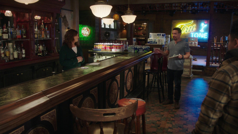 Great Raft Brewing Sign in NCIS New Orleans S07E10 (3)