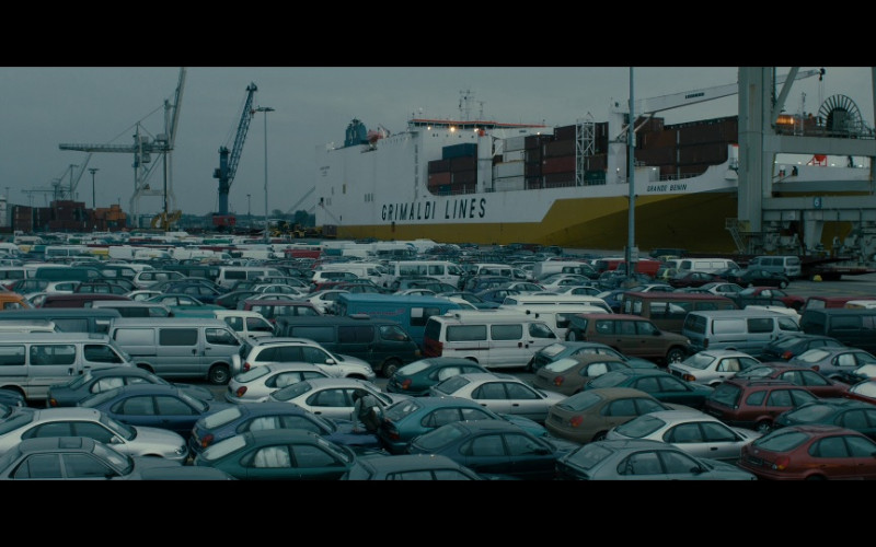 Grimaldi Lines in A Most Wanted Man (2014)