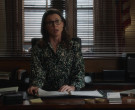 HP Printer of Bridget Moynahan as Erin Reagan in Blue Bloods...