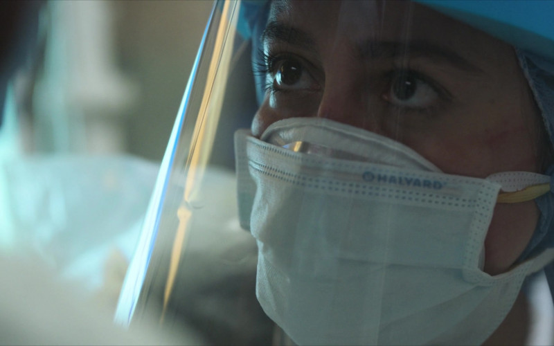 Halyard Face Masks in New Amsterdam S03E01 (1)