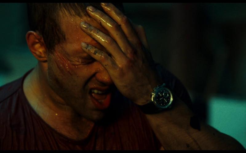 Hamilton Khaki X-Patrol Chronograph Men's Watch in A Good Day to Die Hard (2013)