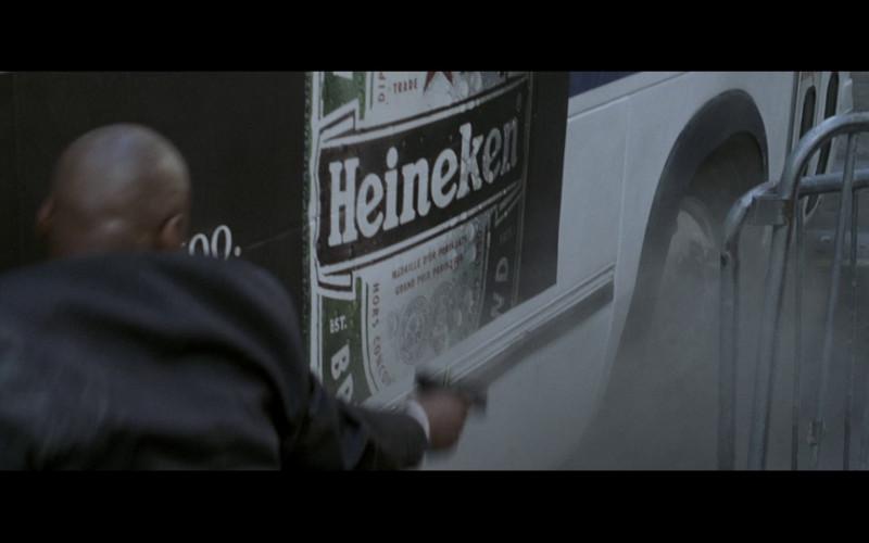 Heineken Ad in 16 Blocks (2006)