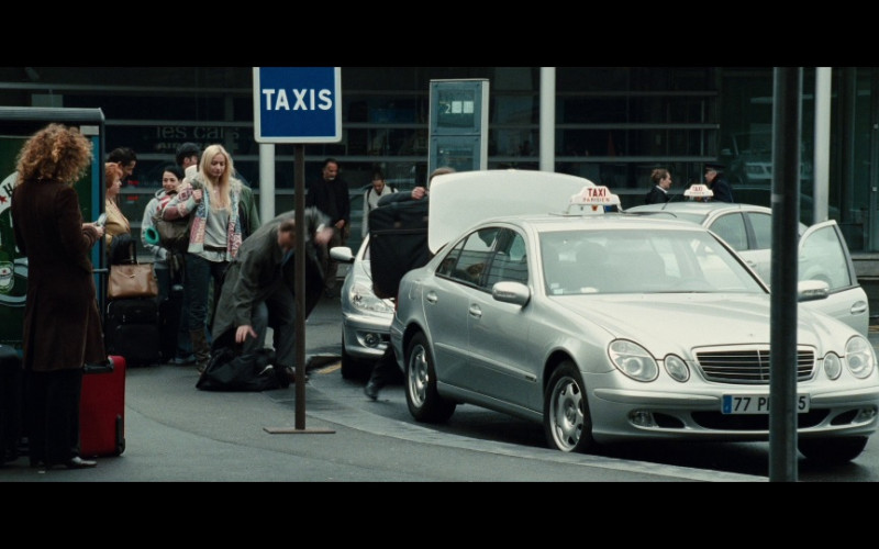 Heineken Ad in Taken (2008)