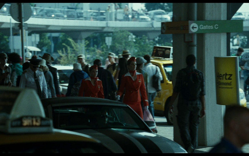 Hertz on Demand in A Good Day to Die Hard (2013)
