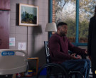 Hill-Rom Hospital Bed in Delilah S01E04 Andre (2021)