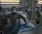 Hill-Rom Hospital Bed in New Amsterdam S03E04 This Is All I...