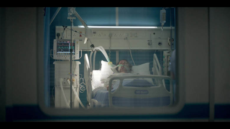 Hill-Rom Medical Bed in The One S01E01 (2021)