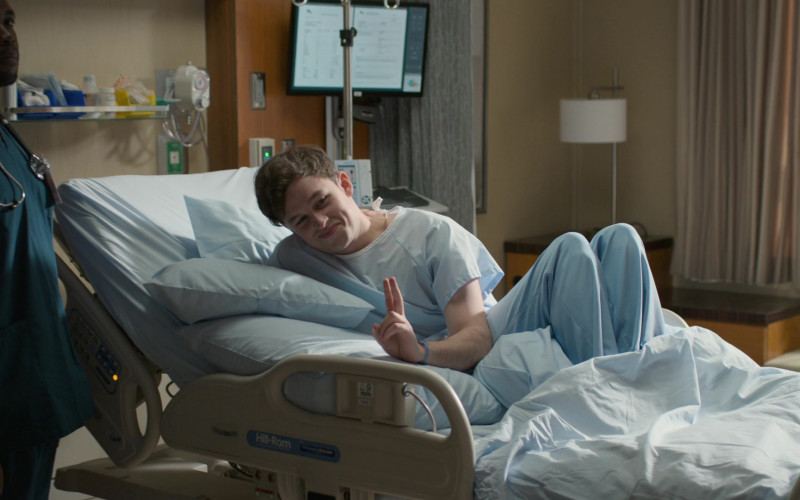 Hill-Rom Medical Beds in The Good Doctor S04E11 TV Show (1)