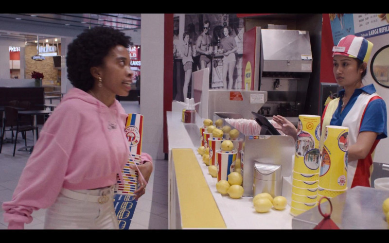 Hot Dog on a Stick Fast Food in Generation S01E03 Toasted (2021)