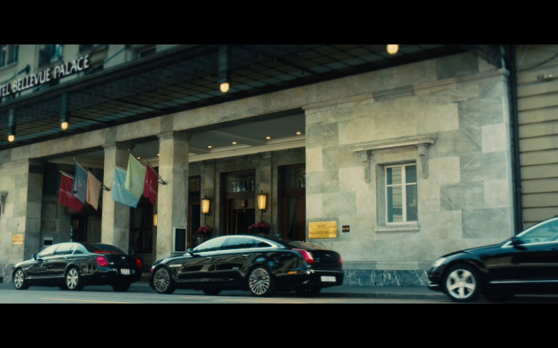 Hotel Bellevue Palace (Bern, Switzerland) in Our Kind of Traitor (2016)