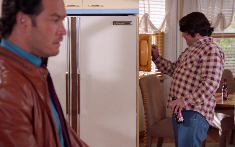 Hotpoint Refrigerator in Mixed-ish S02E06 Just the Two of Us (2021)