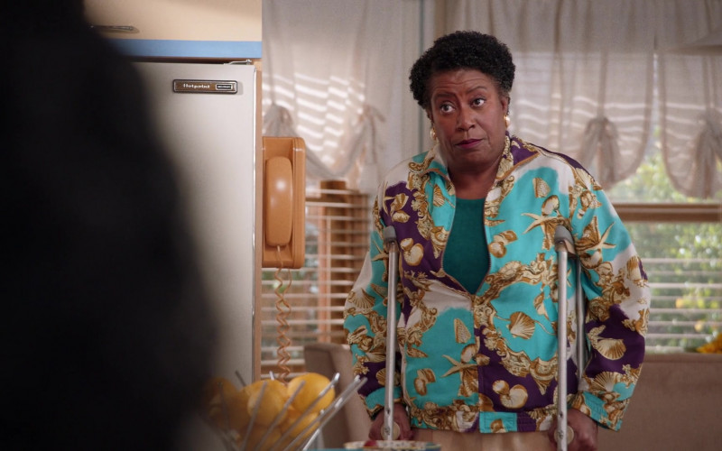Hotpoint Refrigerators in Mixed-ish S02E08 She's a Bad Mama Jama (2021)