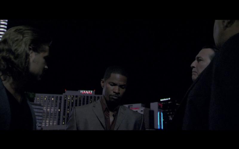 Hyatt Hotel in Miami Vice (2006)