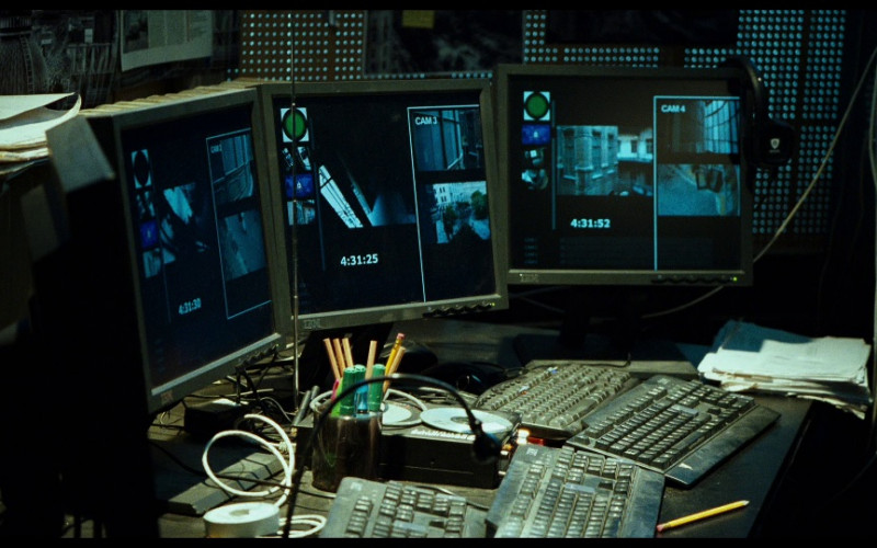 IBM monitors in A Good Day to Die Hard (2013)