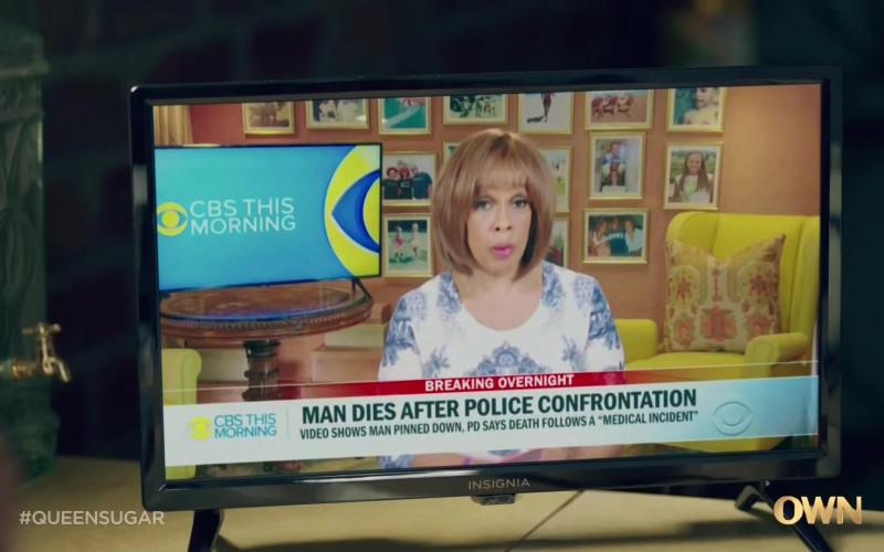 Insignia Television in Queen Sugar S05E06 May 27, 2020 (2021)