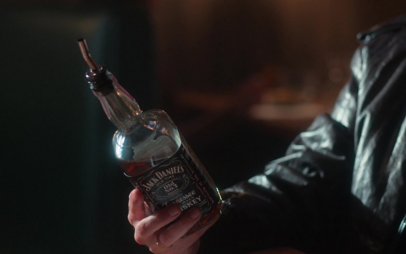 Jack Daniel's Old No. 7 Tennessee Whiskey in For All Mankind S02E06 (1)