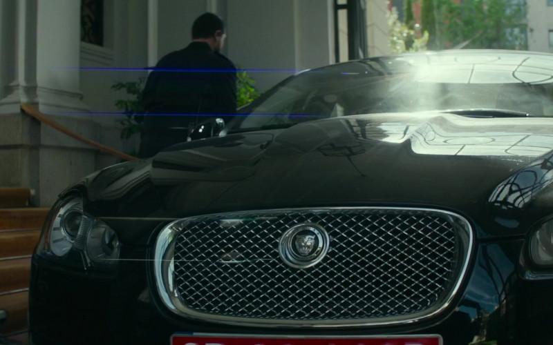 Jaguar Car in The Vault Way Down (2021)