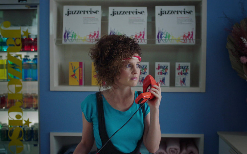 Jazzercise Dance Fitness in Young Rock S01E05 Don't Go Breaking My Heart (2021)