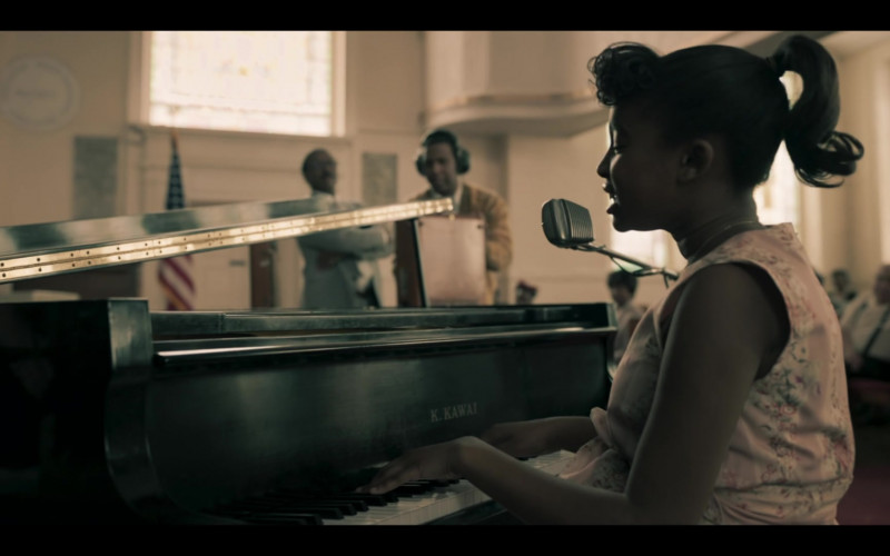 K Kawai Piano in Genius Aretha S03E06 Amazing Grace (2021)