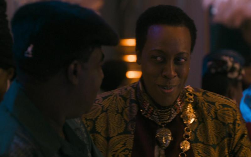 Kangol Cap of Tracy Morgan as Reem Junson in Coming 2 America (2021)