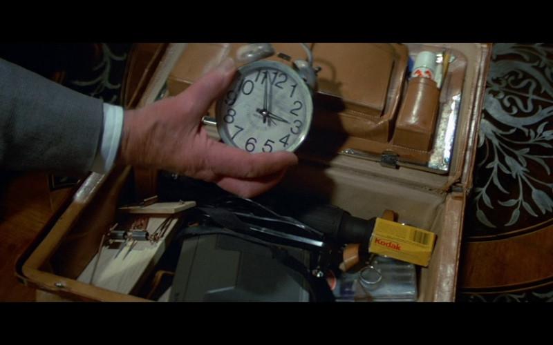 Kodak in Licence To Kill (1989)