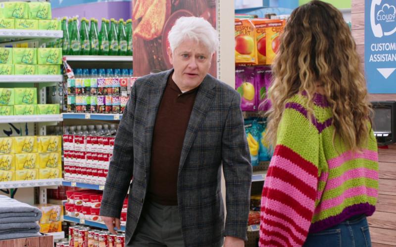 LaCroix Drinks and Campbell's Foods in Superstore S06E13 Lowell Anderson (2021)