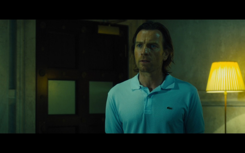 Lacoste Shirt of Ewan McGregor as Perry MacKendrick in Our Kind of Traitor (2016)