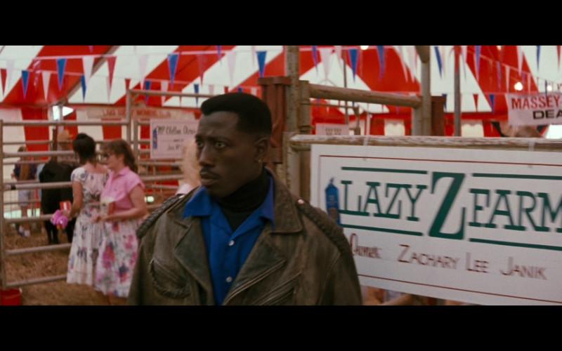 Lazy Z Farm in Passenger 57 (1992)