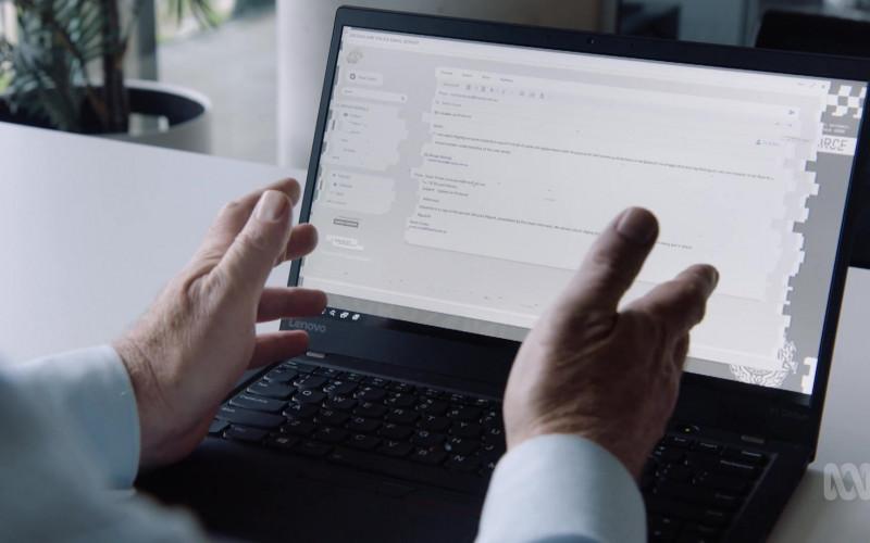 Lenovo Laptop in Harrow S03E07 Sola Dosis Facit Venemum (2021)