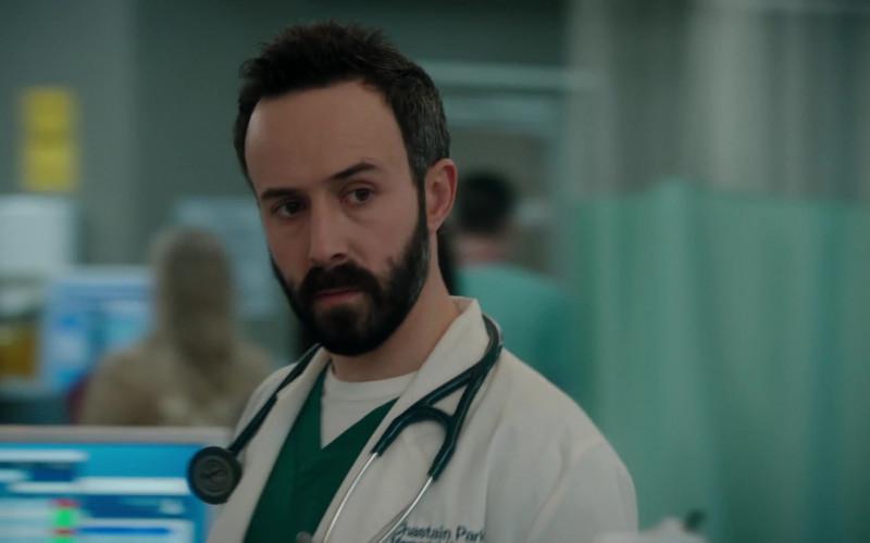 Littmann Stethoscopes in The Resident S04E07 Hero Moments (1)