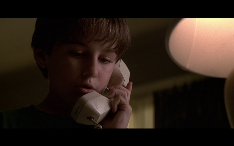 Lucent Telephone Used by Miko Hughes as Simon Lynch in Mercury Rising (1998)