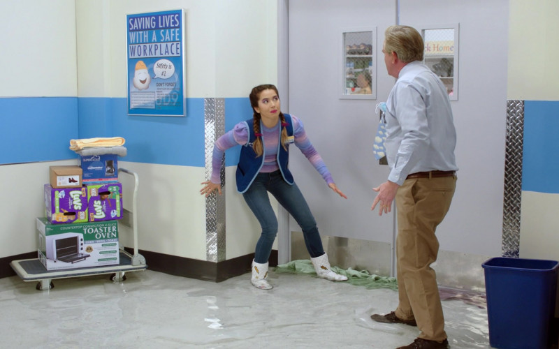 Luvs Diapers in Superstore S06E12 Customer Satisfaction (2021)