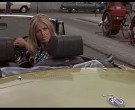 MG B Roadster of Britt Ekland as Mary Goodnight in The Man w...
