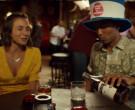 Martell Cognac Enjoyed by Cast Members in Wynonna Earp S04E0...