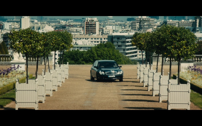 Maybach 62 Car in Our Kind of Traitor Movie (1)