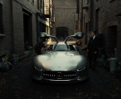 Mercedes-Benz AMG Vision Car in Zack Snyder's Justice League...