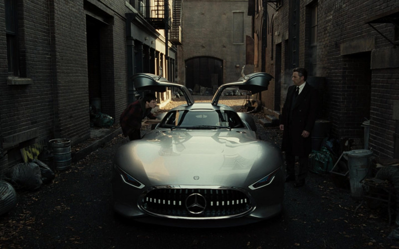 Mercedes-Benz AMG Vision Car in Zack Snyder's Justice League 2021 Movie (2)