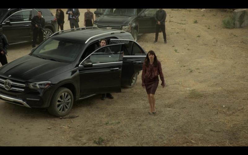 Mercedes-Benz GLE-Class Black Car in Mayans M.C. S03E04 Our Gang's Dark Oath (2021)