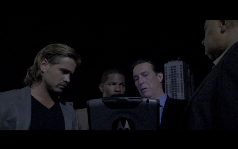 Motorola Laptop in Miami Vice (2006)